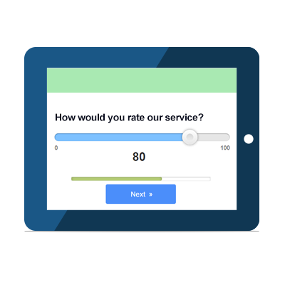 Introducing 'Sliders' – our new survey question type